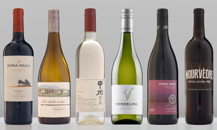Six of the best post-Brexit wines from Japan to Argentina.
