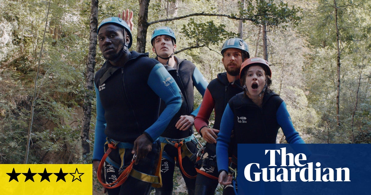 All Hands on Deck review – fresh and funny French holiday romance