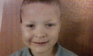 Conley Thompson went missing after playing with friends in a park on Sunday night and was found dead on Monday morning.