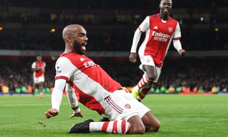 Arsenal 2-2 Crystal Palace: Premier League - as it happened!
