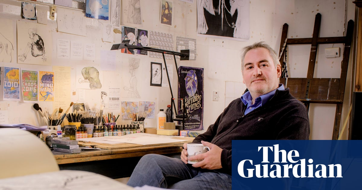 Chris Riddell: 'Maurice Sendak taught us playfulness could be profound'