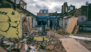 Today, a new luxury development stands in place, and the hospital has moved elsewhere. With rapid development comes rapid destruction – the Last Breath project asks for a moment of reflection