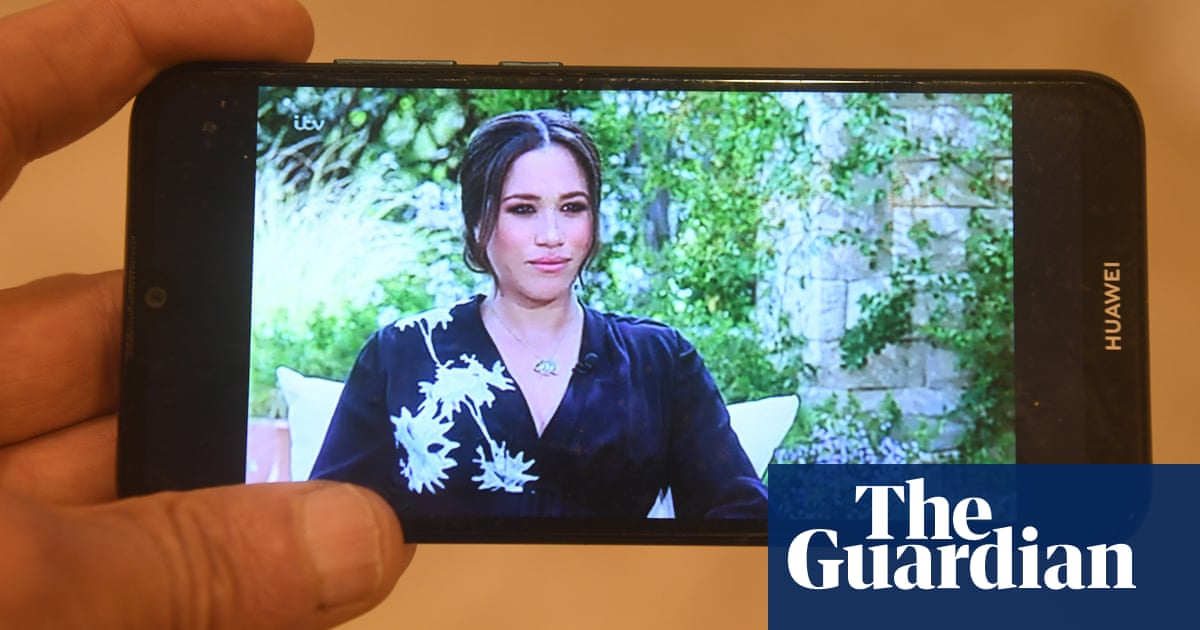 ITV rebounds from £205m Covid slump as 11m watch Harry and Meghan