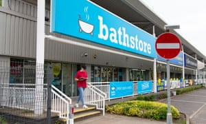 Bathstore's Cardiff outlet