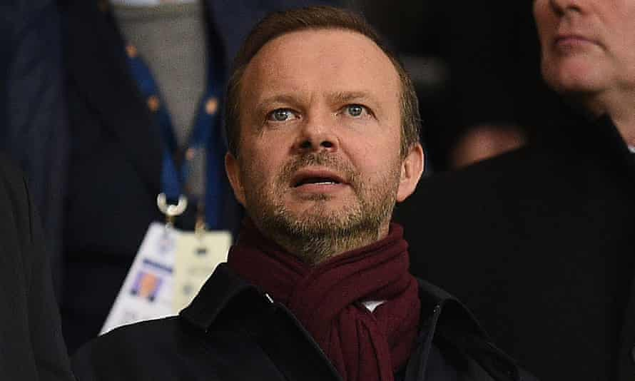 Ed Woodward's resignation as Manchester United's executive vice-chairman was announced after the breakaway collapsed