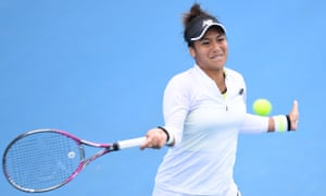 Heather Watson reached the semi-finals in Hobart and is currently ranked No 75 in the world.