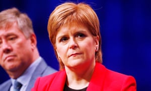 SNP's stance comes as party gathers for what is likely to be a tricky annual conference for Nicola Sturgeon.