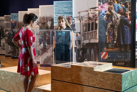 The Refugees: Forced to Flee exhibition explores a century of refugee experiences