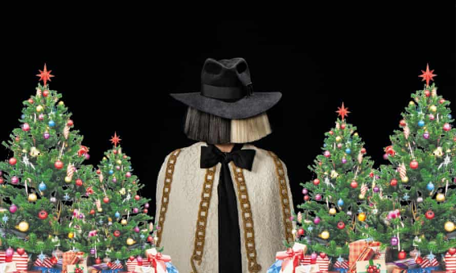 Sia at Christmas