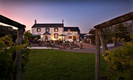 Llanerch Vineyard, Wales