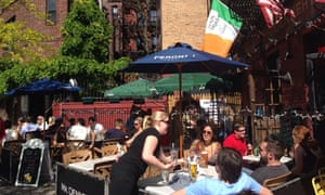 Mr. Dennehy's Irish Pub & Restaurant, New York.