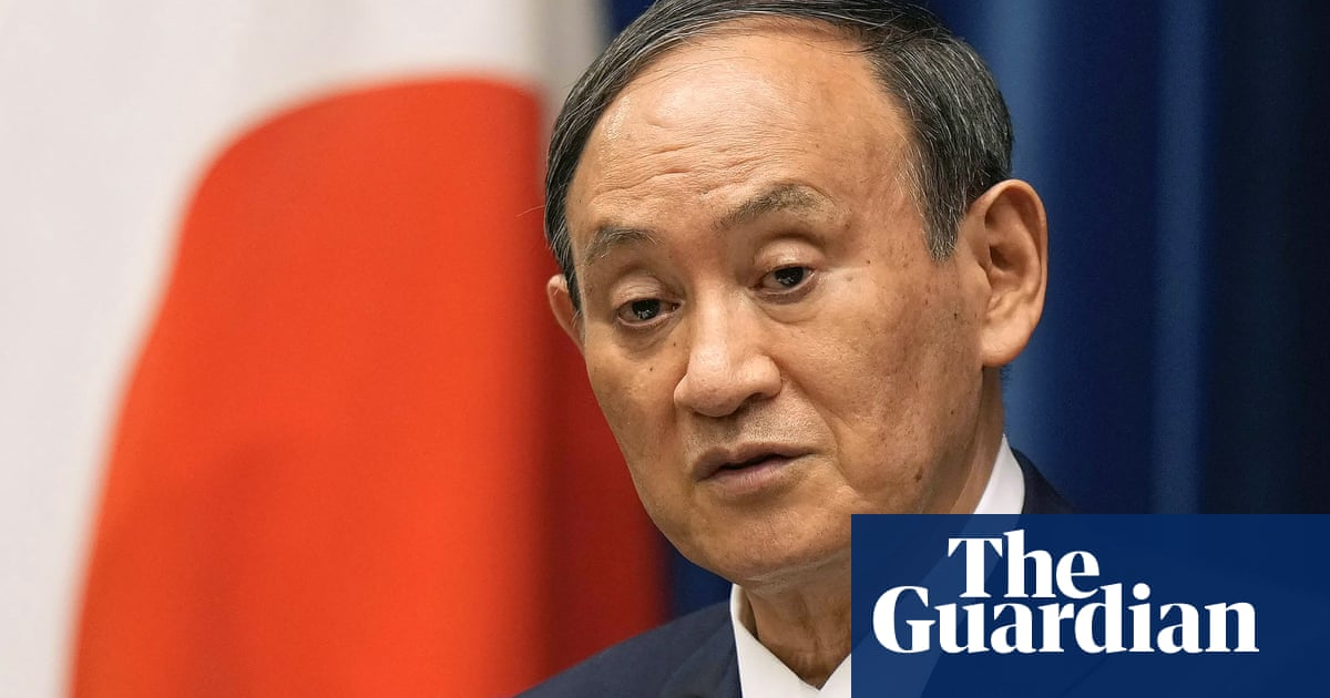 Japan PM Yoshihide Suga announces he won't run for re-election as party leader