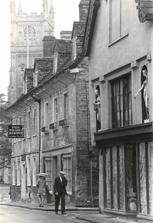 The Cotswolds, Cirencester, June 1976.