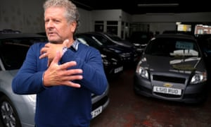 Car dealer Peter Foreman thinks Eagle would fare better than Corbyn in a general election battle against Theresa May.