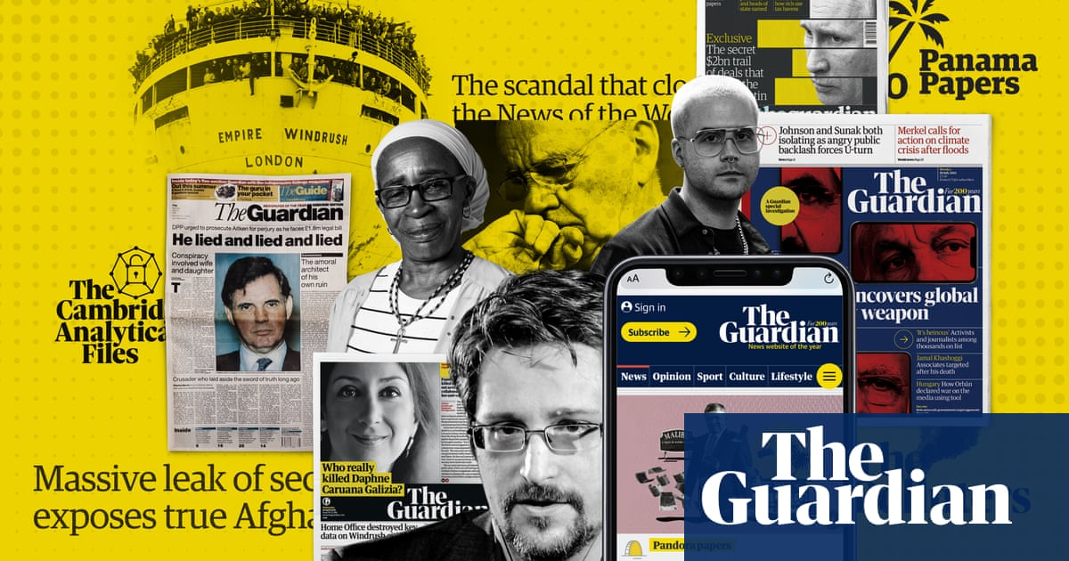 Obsessive, illuminating, high-stakes: why investigative journalism matters – video