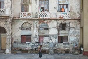 Social housing in Cuba