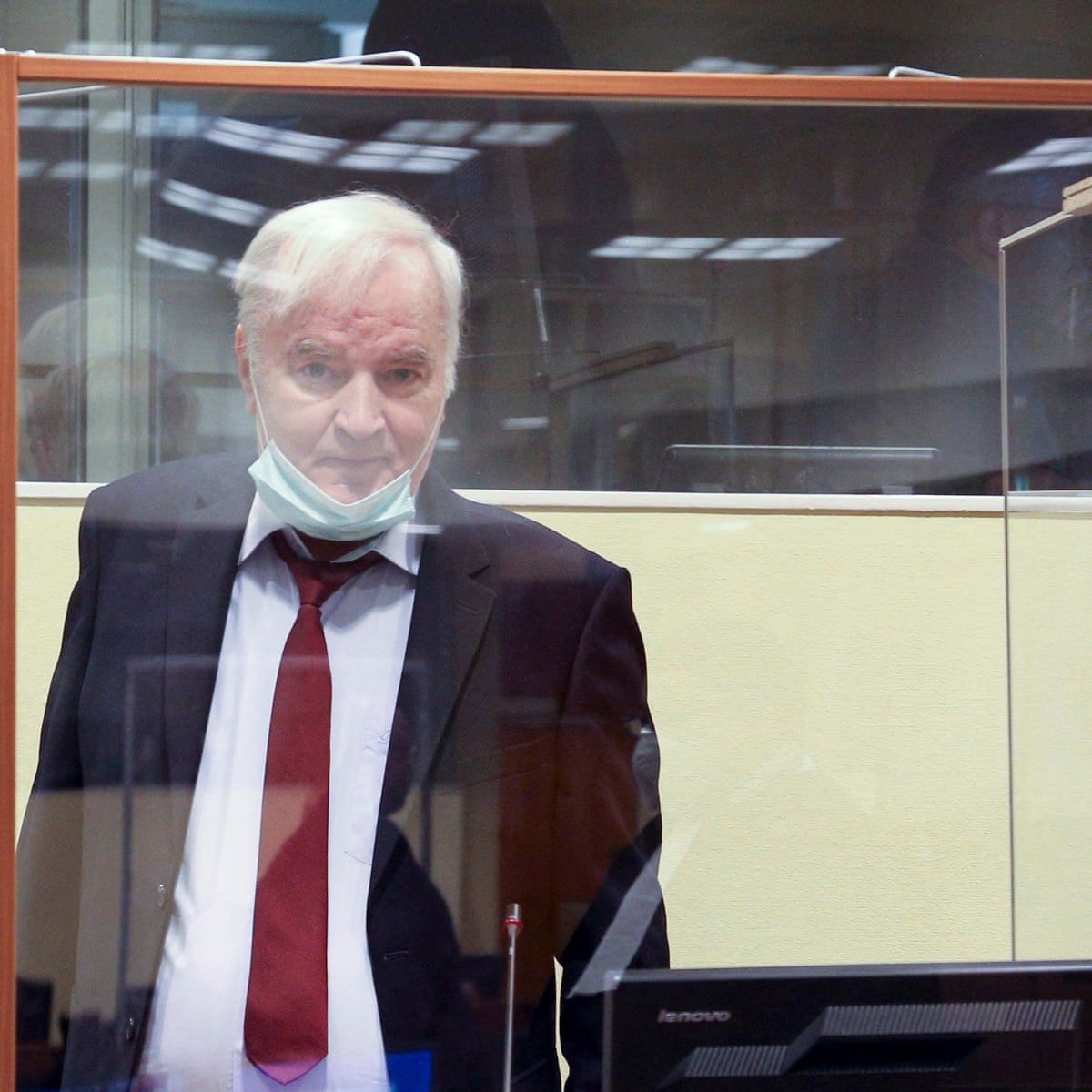 Ratko Mladić to hear final ruling on genocide conviction | Ratko Mladić |  The Guardian