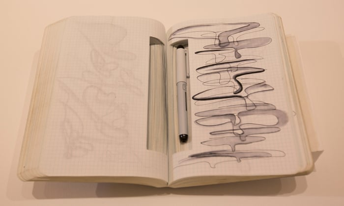 Zaha Hadid From Flaming Sketchbooks To Global Phenomenon Art And Design The Guardian