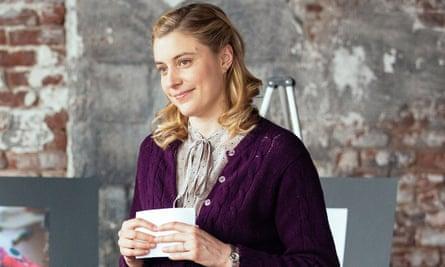 Greta Gerwig in Maggie's Plan