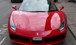 Ferrari driver leaves fake dog poo on car seat, Windsor, UK - 08 Aug 2016Mandatory Credit: Photo by Geoffrey Swaine/REX/Shutterstock (5825310b) Ferrari car Ferrari driver leaves fake dog poo on car seat, Windsor, UK - 08 Aug 2016 A Ferrari parked in Windsor Town causes amusement by leaving a fake dog poo on the passenger seat