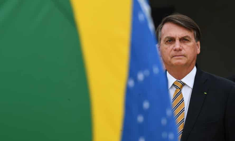 Jair Bolsonaro's government 'shows such contempt for its people and for human life' said volleyball star Carol Solberg, explaining her vocal opposition.