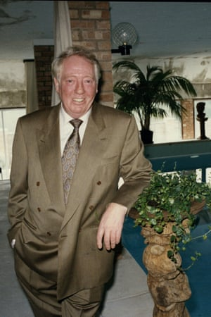 Robert Stigwood, former manager of the Bee Gees and Cream