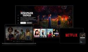 best streaming service - netflix