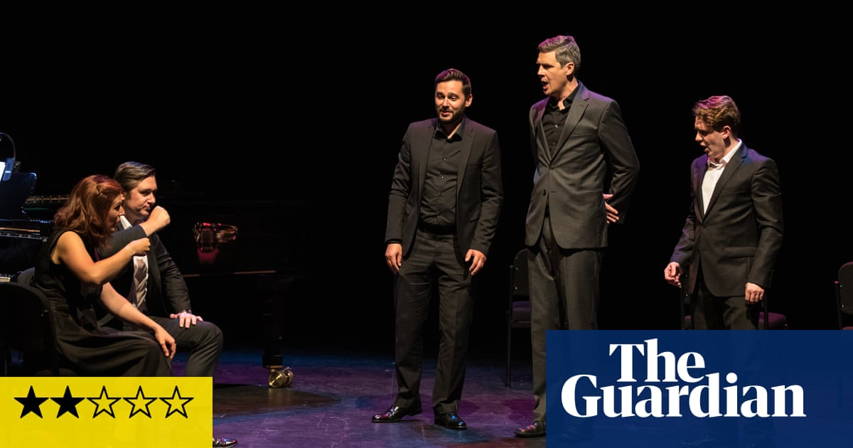 Awakening Shadow review – chamber opera adds up to less than the sum of its parts