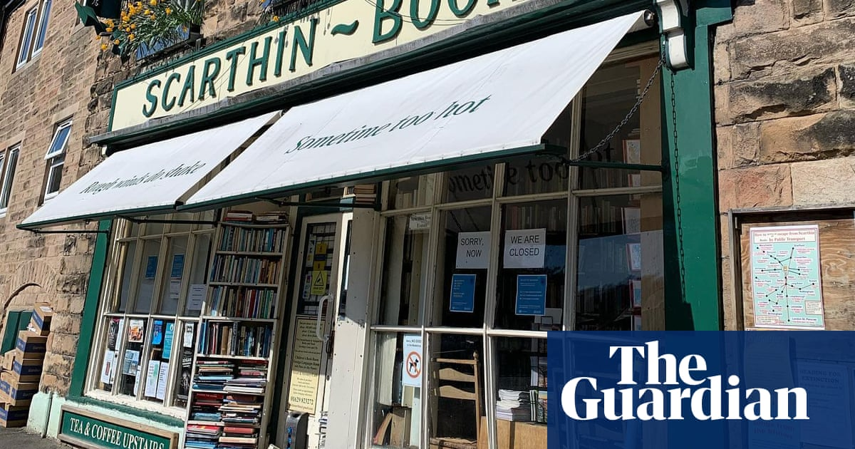 12 of the UK's best independent bookshops, chosen by readers