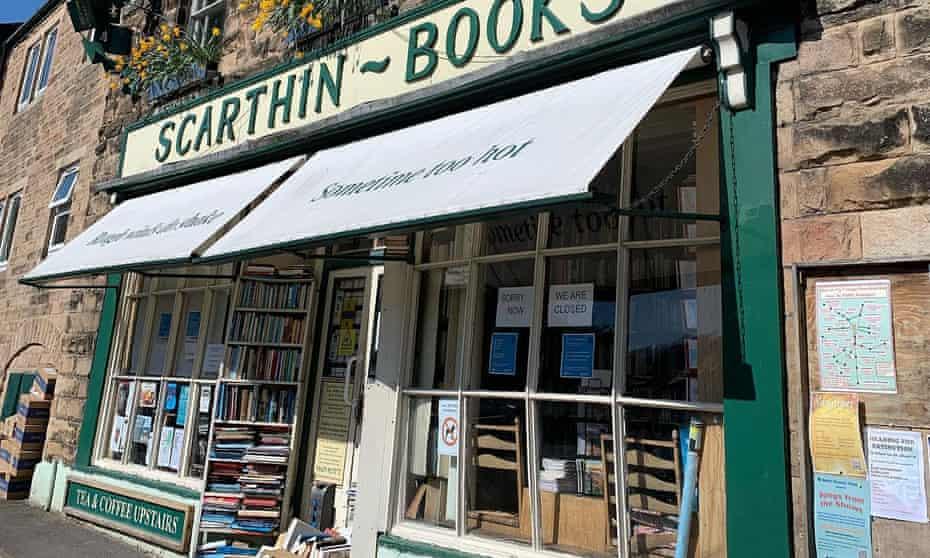 Scarthin Books, Derbyshire
