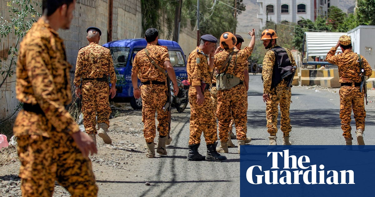 Yemen's Houthi rebels admit teargas caused fire in migrant detention centre
