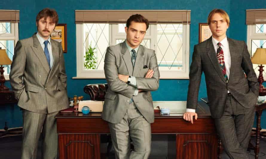 Three's company … White Gold.