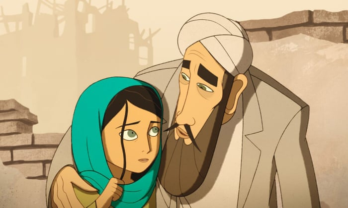 Abduction Imprisonment Taliban The New Cartoons Adults Ought To Watch Film The Guardian