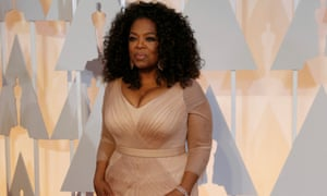 Empowering the people: Oprah Winfrey.
