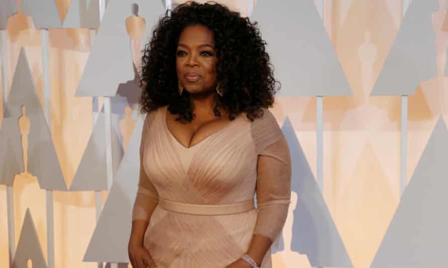 Empowering the people: Oprah Winfrey.