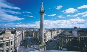 Grey's Monument, Newcastle-upon-Tyne