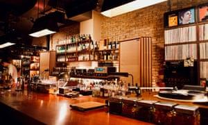 Bar Martha 1 by Oscar Boyd