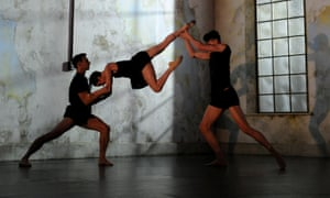Sydney Dance Company performers