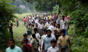 A Reuters investigation found numerous posts attacking the Rohingya still live on the platform.