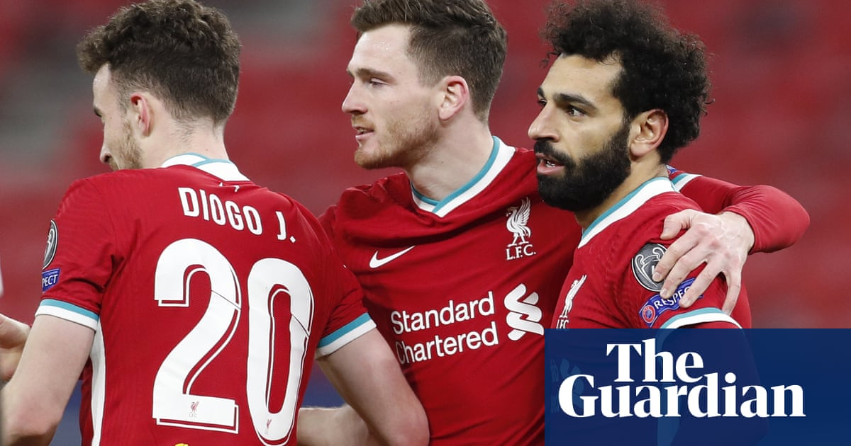 Leave the pressure off the field: Salah insists Liverpool must keep fighting