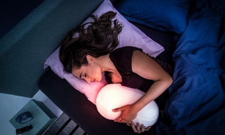 The Somnox sleep robot is a hi-tech solution to an age-old problem.