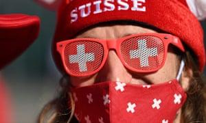 A Switzerland fan