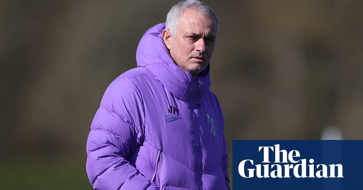 José Mourinho and Tottenham players break coronavirus rules to train