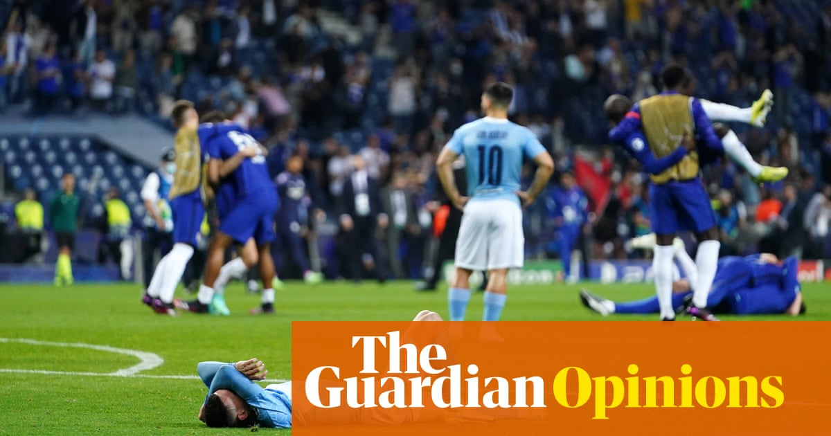 Pep Guardiola and Manchester City must find a way to move on from painful loss