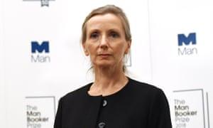 Anna Burns – winner of the Man Booker prize 2018.