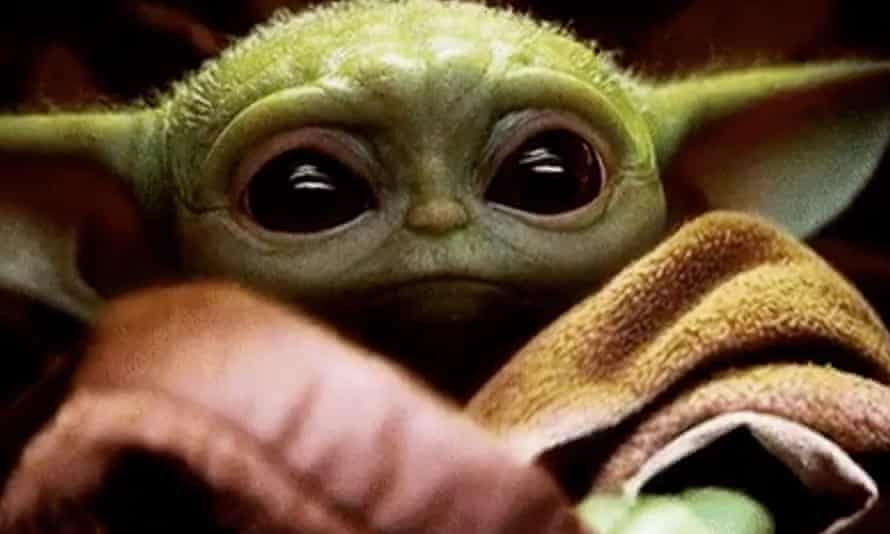 Almost as soon as 'Baby Yoda' debuted on the new Disney Plus series The Mandalorian, a thousand internet memes bloomed in its wake.