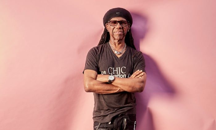 Nile Rodgers: 'My family were high-functioning addicts  I inherited