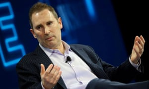 Andy Jassy, Amazon's head of cloud computing, has been promoted to chief executive.