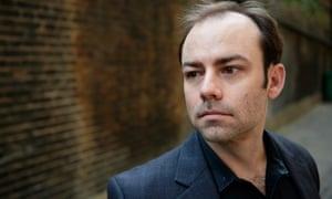 The writer Brian Van Reet