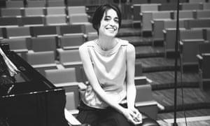 pianist Pina Napolitano.